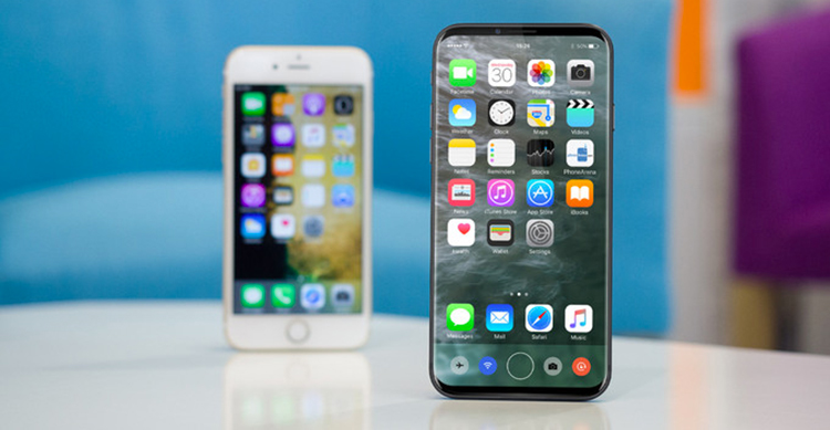 Apple, in rete foto di presunto iPhone 8