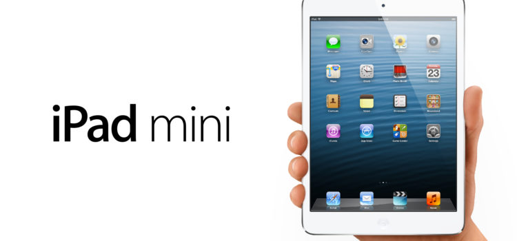 Apple sta pensando di cancellare l'iPad Mini