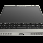 BlackBerry presenta la sua Silver Edition