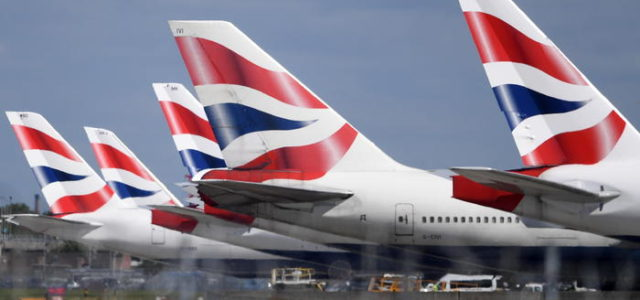 British Airways ha ritirato tutti i Boeing 747