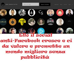 Ello anti Facebook