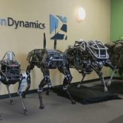 Google ha venduto Boston Dynamics alla giapponese Softbank