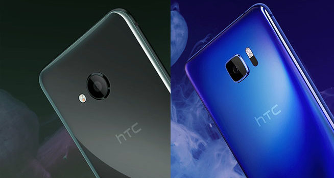 HTC ha presentato i nuovi U Play e U Ultra