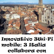 Innovativo 3Wi-Fi mobile: 3 Italia collabora con Fastweb