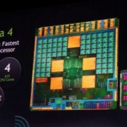 Nvidia Tegra 4: processore Cortex A15 quad-core
