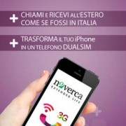 Noverca+, SIM virtuale per iPhone, iPad  per chiamate in WiFi e 3G