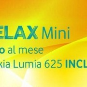 Offerta Vodafone Relax Mini a 29 euro include il Lumia 625