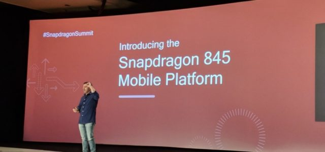 Qualcomm svela le specifiche tecniche del suo Snapdragon 845