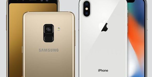 Samsung, il Galaxy S9 messo a confronto con l'iPhone X