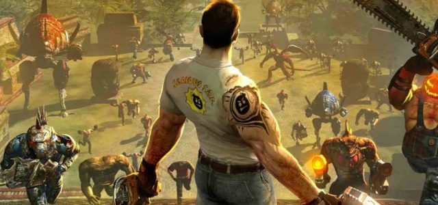 Serious Sam 4 Planet Badass, su Steam comparsa la prima pagina dedicate