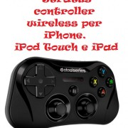 Stratus controller wireless per iPhone, iPod Touch e iPad