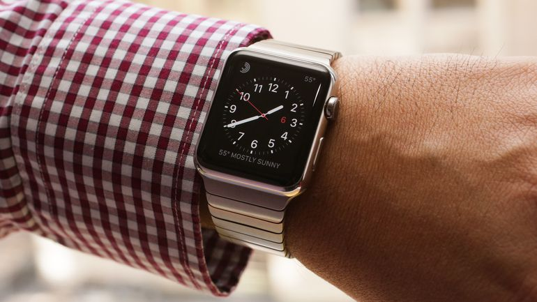 Tim Cook, Apple Watch da record per Natale