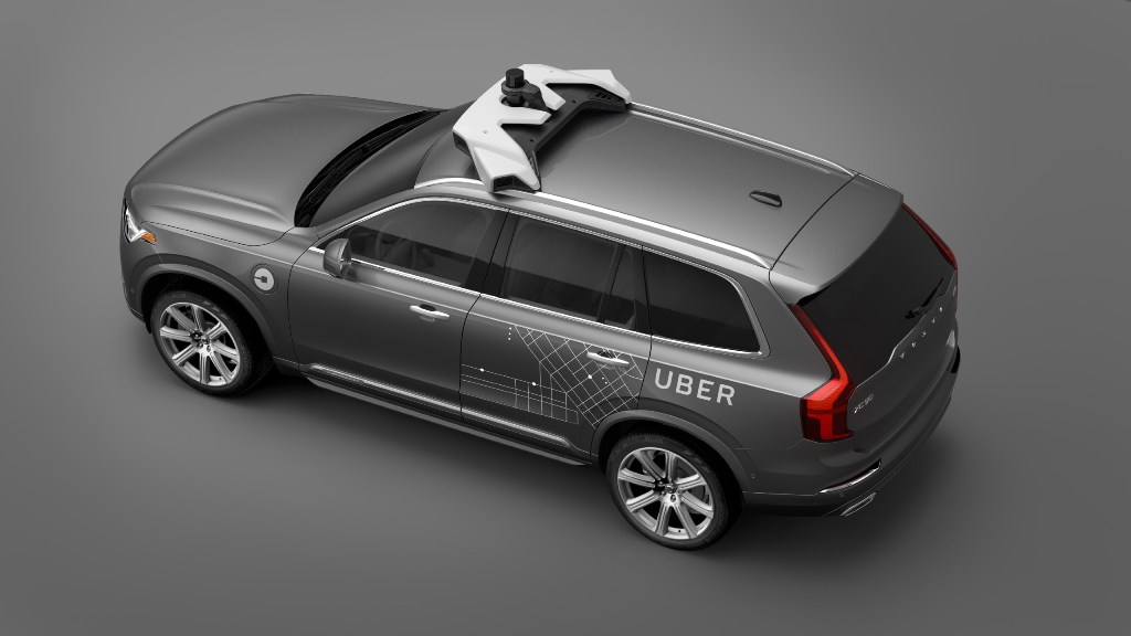 Volvo Cars ha firmato un accordo quadro con Uber
