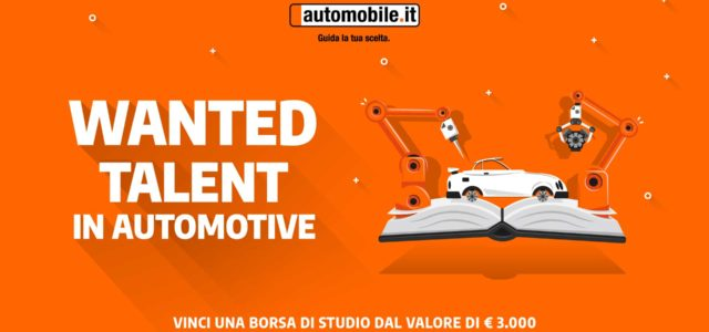 Wanted Talent in Automotive