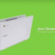 Gustiamocelo! Ecco il video Acer Chromebook 11, portatile Chrome OS con CPU Bay Trail