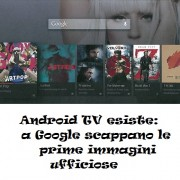 Android TV esiste: Google inizia la concorrenza a Amazon Fire TV e  Apple TV