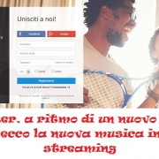 Streaming musicale, Deezer cambia look e si rinnova per noi