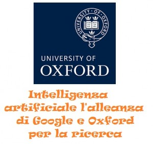 google alleanza oxford