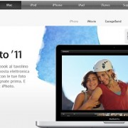 iPhoto per Archiviare foto su Mac