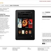 Ricondizionati Amazon su BuyVip: i tablet Kindle Fire e Fire HD da 75 euro