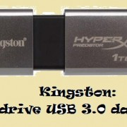 Kingston: ecco la prima pen drive USB 3.0 da 1TB