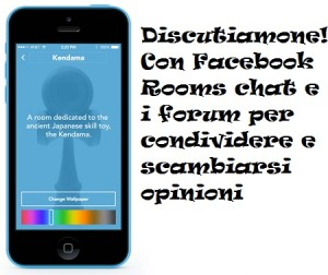 rooms facebook anteprima