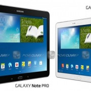 Samsung Galaxy Note Pro, scheda tecnica e specifiche svelate online