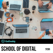 GoDaddy School of Digital: al via la scuola del digitale per PMI e imprenditori