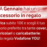 Vodafone You premia con accessori e sconti per smartphone